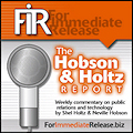 For Immediate Release podcasts