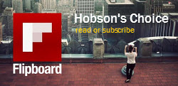 Read or subscribe to Hobson's Choice magazine on Flipboard