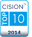 Cision Top 10 UK PR blogs