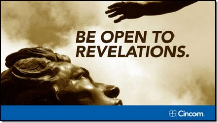 Be Open to Revelations