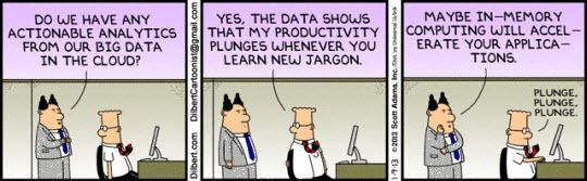 Dilbert comic strip 9-Jan-2013