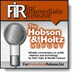 The Hobson and Holtz Report - Podcast #700: April 22, 2013