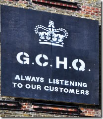 GCHQ listening
