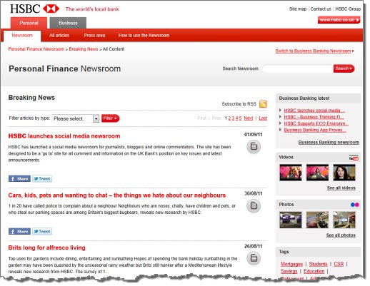 hsbcpersonalnewsroom