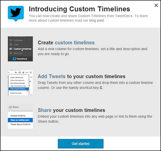Introducing Custom Timelines