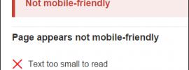 mobilefriendlytestresult