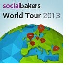 Socialbakers World Tour 2013